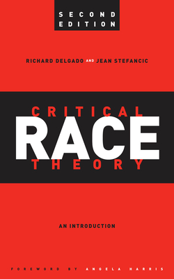 Critical Race Theory Cover