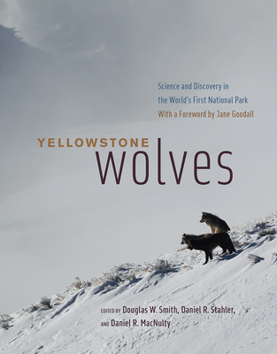 Yellowstone Wolves: Science and Discovery in the World's First National Park Cover Image