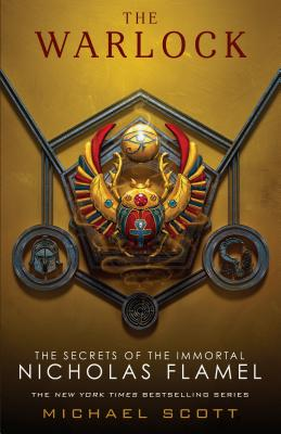 The Warlock (The Secrets of the Immortal Nicholas Flamel #5) Cover Image