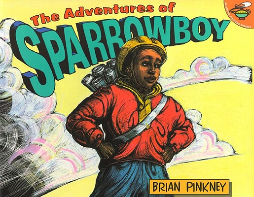 The Adventures of Sparrowboy Cover