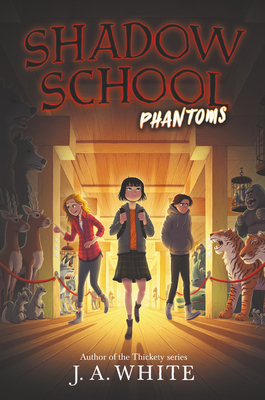 Cover for Shadow School #3