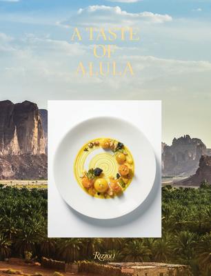 A Taste of AlUla Cover Image
