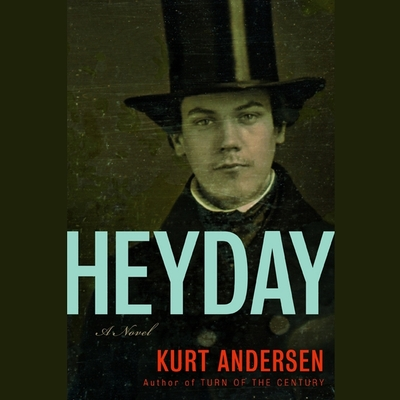 Heyday Cover Image