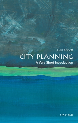 City Planning: A Very Short Introduction Cover Image