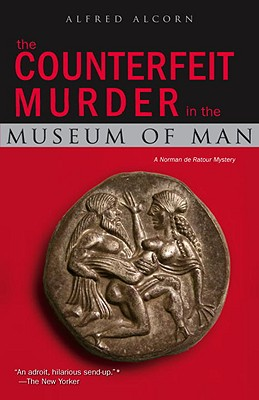 The Counterfeit Murder in the Museum of Man Cover