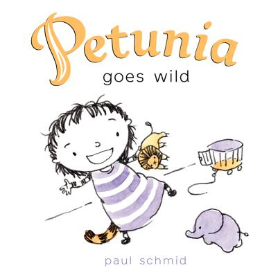 Petunia Goes Wild Cover