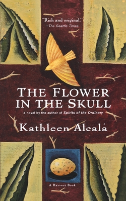 Cover for The Flower in the Skull