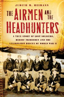 The Airmen and the Headhunters Cover
