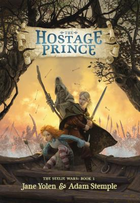 The Hostage Prince Cover