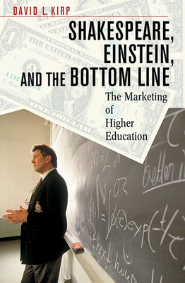 Shakespeare, Einstein, and the Bottom Line Cover