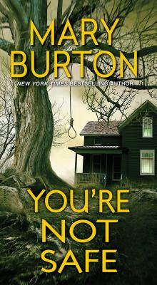 Cover for You're Not Safe (Texas Rangers #3)