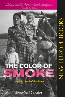 Cover for The Color of Smoke