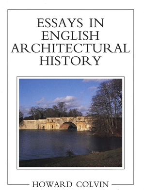 Cover for Essays in English Architectural History