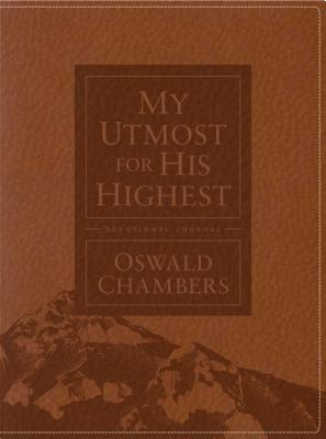 My Utmost for His Highest Devotional Journal: Updated Language Cover Image