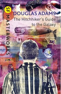 Hitchhiker's Guide to the Galaxy Cover Image