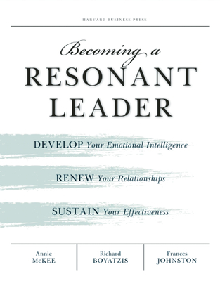 Becoming a Resonant Leader Cover