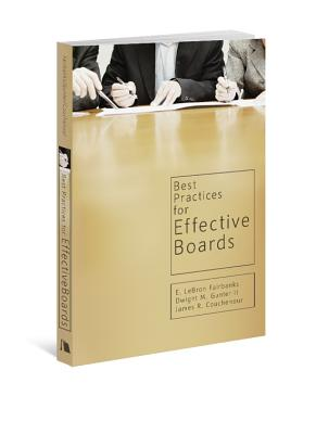 Best Practices for Effective Boards Cover Image