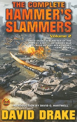 The Complete Hammer's Slammers, Volume 2 Cover Image