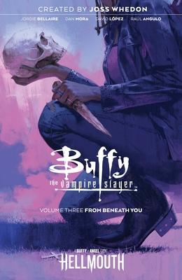 Buffy the Vampire Slayer Vol. 3 Cover Image