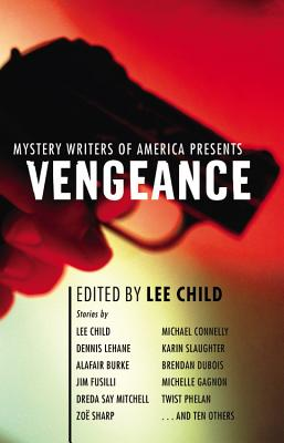 Mystery Writers of America Presents Vengeance Cover Image