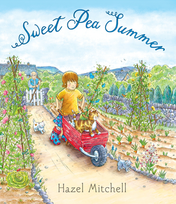 Sweet Pea Summer Cover Image