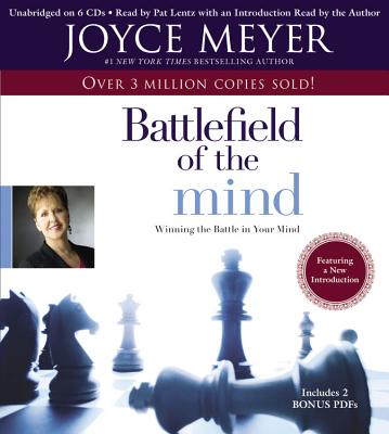 The Battlefield of the Mind Cover
