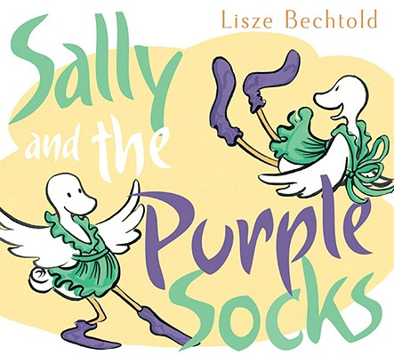 Sally and the Purple Socks Cover