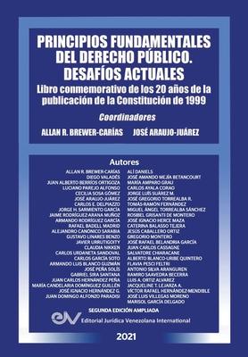Principios Fundamentales del Derecho Público. Desafíos Actuales Cover Image