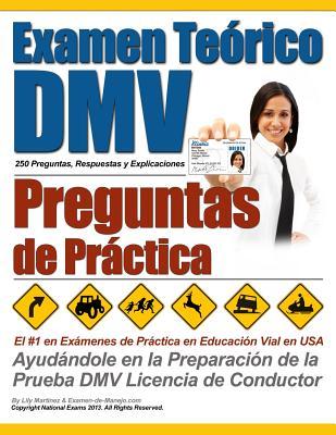 Examen Teórico DMV - Preguntas de Práctica Cover Image