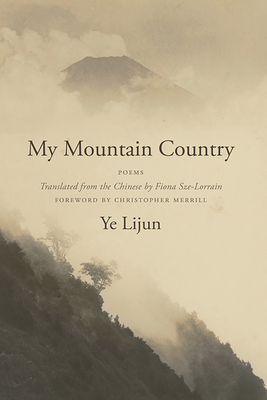 Cover for My Mountain Country