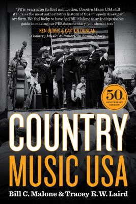 Country Music USA: 50th Anniversary Edition Cover Image