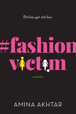 #FashionVictim: A Novel Cover Image