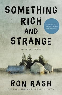 Something Rich and Strange: Selected Stories Cover Image