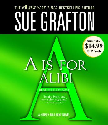 A is for Alibi Cover Image