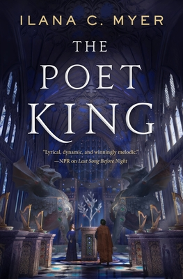 The Poet King: The Harp and Ring Sequence #3 Cover Image