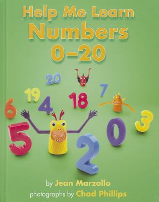 Help Me Learn Numbers 0-20 Cover