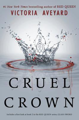 Cruel Crown (Red Queen Novella) Cover Image