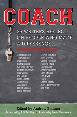 Coach: 25 Writers Reflect on People Who Made a Difference (Excelsior Editions) Cover Image