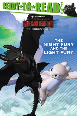 Cover for The Night Fury and the Light Fury (How To Train Your Dragon