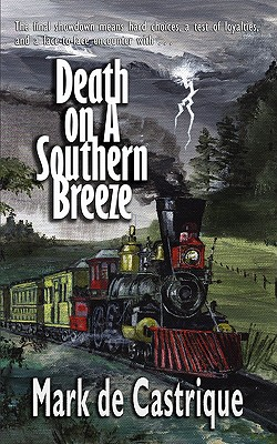 Death On A Southern Breeze Cover Image