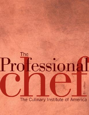 The Professional Chef Cover