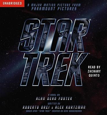 Cover for Star Trek Movie Tie-In