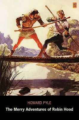 The Merry Adventures of Robin Hood (Ad Classic) Cover Image