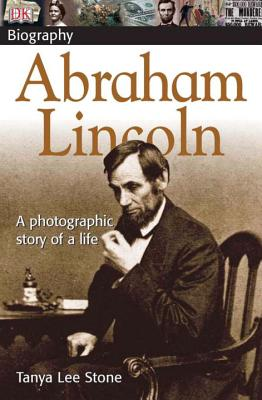 Cover for DK Biography Abraham Lincoln