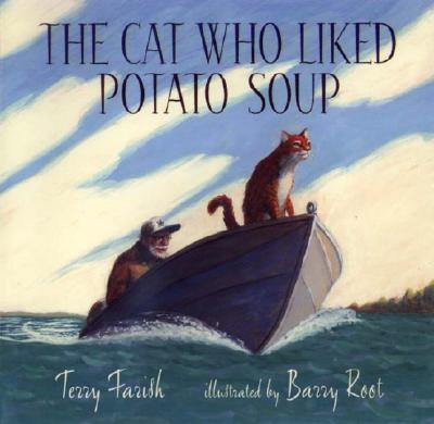 The Cat Who Liked Potato Soup Cover