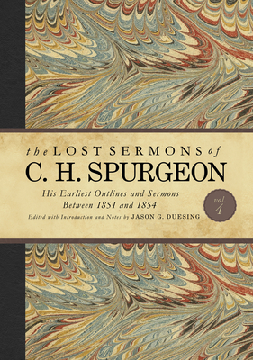 Cover for The Lost Sermons of C. H. Spurgeon Volume IV