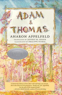 Adam and Thomas Cover Image