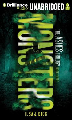 Monsters (Ashes Trilogy #3) Cover Image
