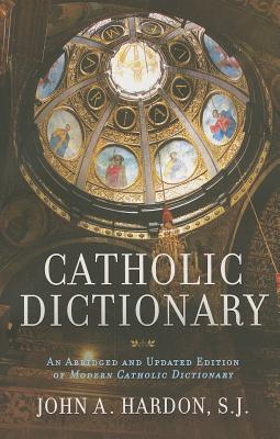 Catholic Dictionary Cover