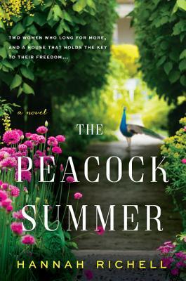The Peacock Summer: A Novel Cover Image